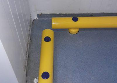 Suministro e Instalación de barreras de protección